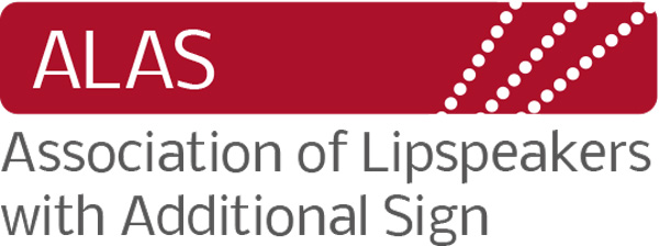 Association of Lipspeakers using Additional Sign